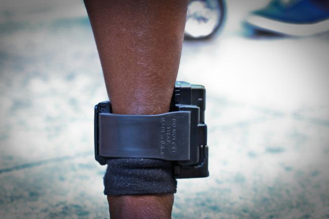No Alternative: Ankle Monitors Expand The Reach Of Immigration ...